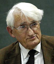 یورگن هابرماس فیلسوف و نظریهپرداز اجتماعی معاصر