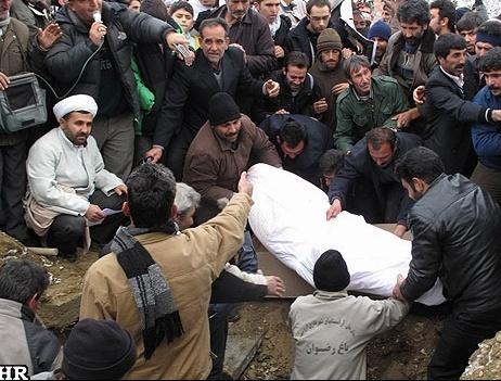 این مشیت خدا نیست، تقدیری است که جمهوری اسلامی برای مردمش رقم می زند!