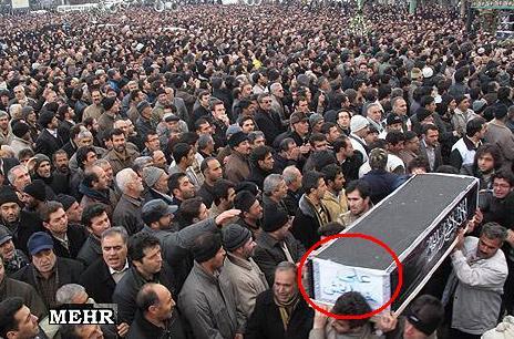 علی خدابخش، دانشجوی نخبه ی شریف بر دوش مردم ارومیه