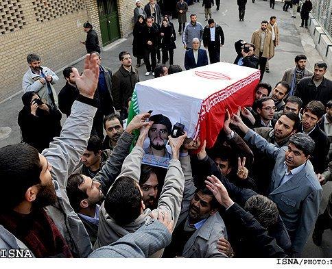 """گردان ولایت 1: مجری """"قتل،تشییع، کفن و دفن"""" شهید صانع ژاله"""