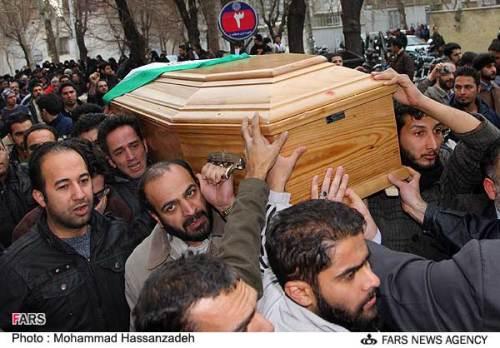"""گردان ولایت 2: مجری """"قتل،تشییع، کفن و دفن"""" شهید محمد مختاری"""