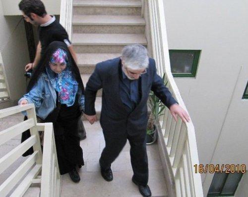 دو زندانی جدید خامنه ای: میرحسین موسوی و زهرا رهنورد