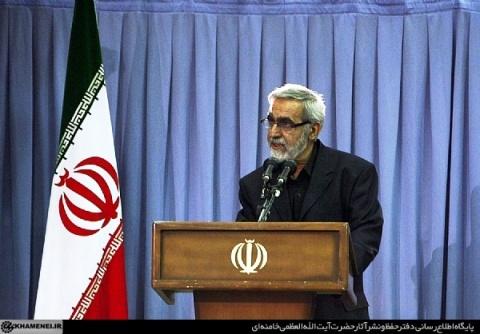 باجناق فامیل نمیشه: باجناق میرحسین موسوی در مجلس خامنه ای!